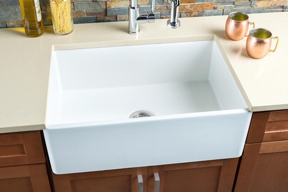 Hahn-FireClay-Extra-Large-Single-Bowl-Sink