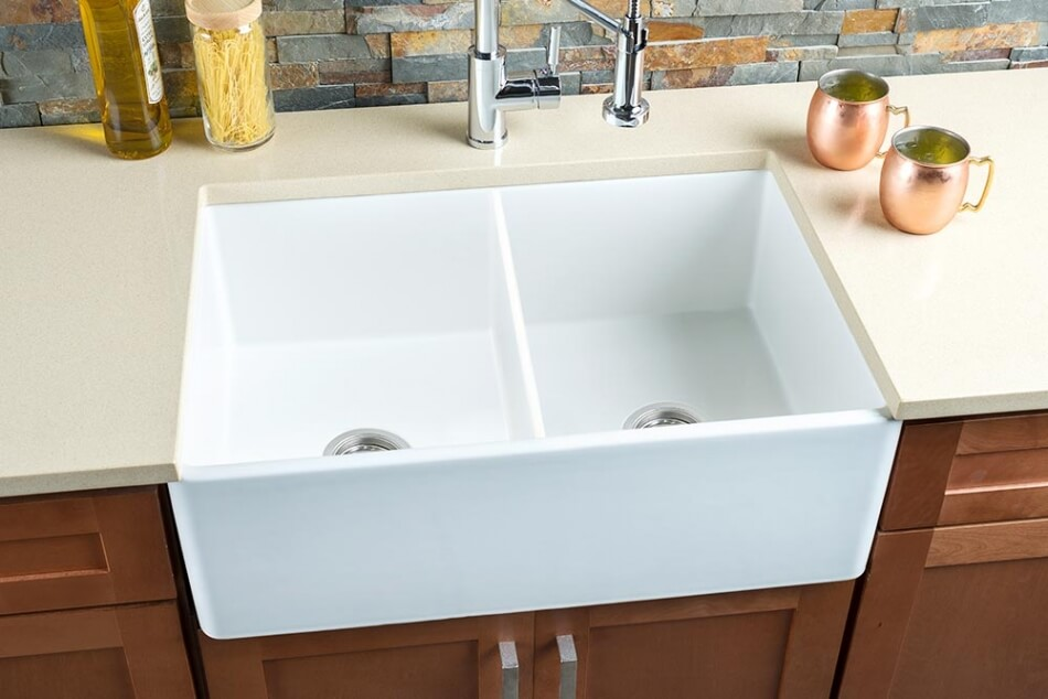 Hahn-FireClay-Extra-Large-Equal-Double-Bowl-Sink