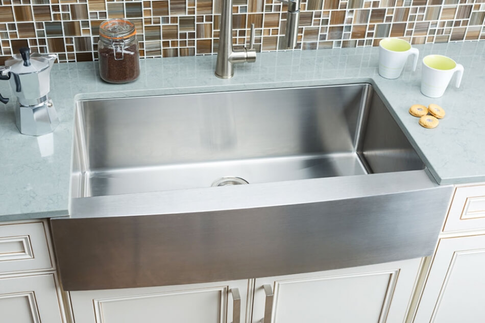 Hahn Farmhouse Extra Large Single Bowl Sink