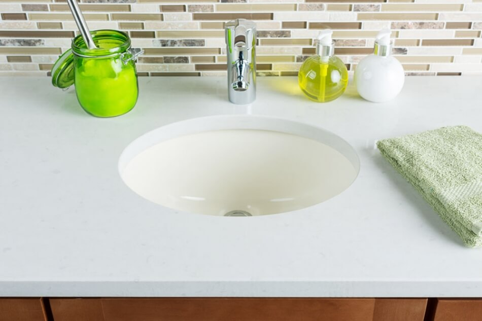 Undermount Bathroom Sink Oval undermount ceramic bathroom sinks | shophahn