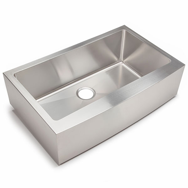 Hahn Copper Farmhouse Extra Large Kitchen Sink: Every HAHN Sink Is Sprayed With A Non-toxic Undercoating